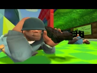 Солдат спрашивает у инженера про деньги