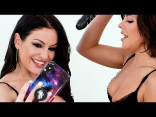 Adriana Chechik, Kissa Sins [порно, HD 1080, секс, POVD, Brazzer
