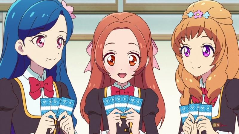 WEBアニメ アイカツオンパレード!第3話「開幕!ドリームスクールグランプリ 前編」