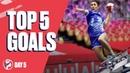 Top 5 Goals Preliminary Round Day 5 Womens EHF EURO 2020