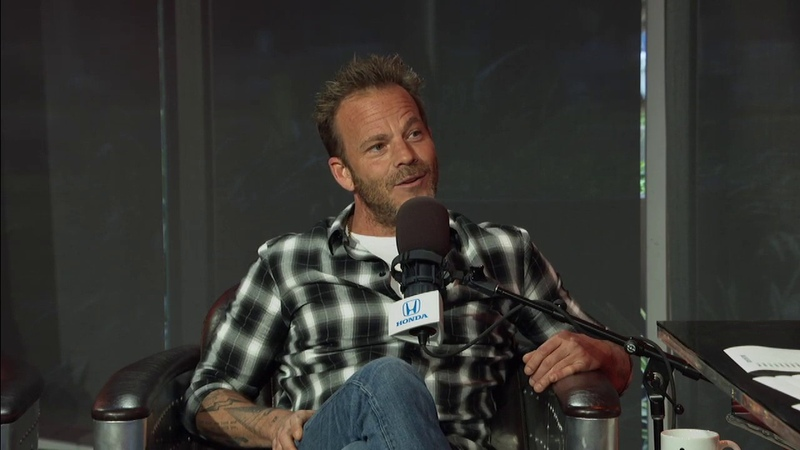 Stephen Dorff on the Deep Meaning Behind His Many Tattoos The Rich Eisen Show 1 8 20