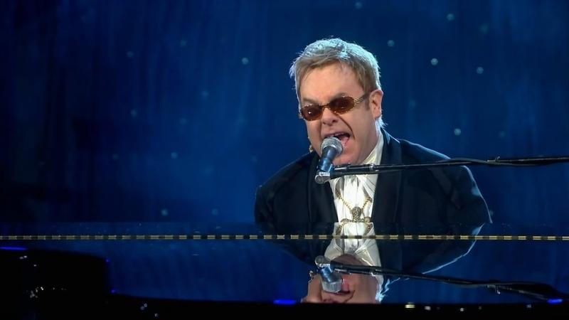 Elton John - Madman Across The Water (Elton 60 - Live at MSG   2007) HD