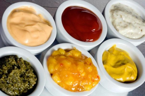 #соус@fitness_recepty    6 идей полезных диетических соусов????????????????  Никаких...