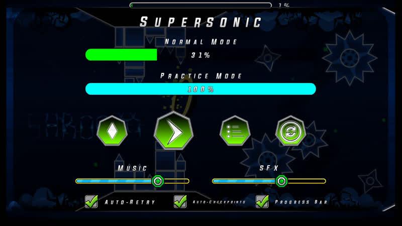 Проходим SuperSonic