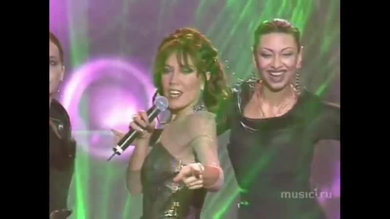 Твоя улыбка - Азиза (Песня 99) 1999 год (О. Бескровный - Б. Дубровин).mp4