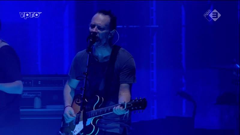 Radiohead 2017-06-18 Best Kept Secret part 1