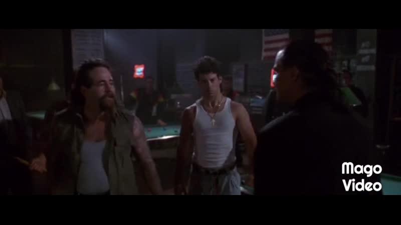 Видеоклип Coolio Gangsta's Paradise Хулио Гангстерский рай