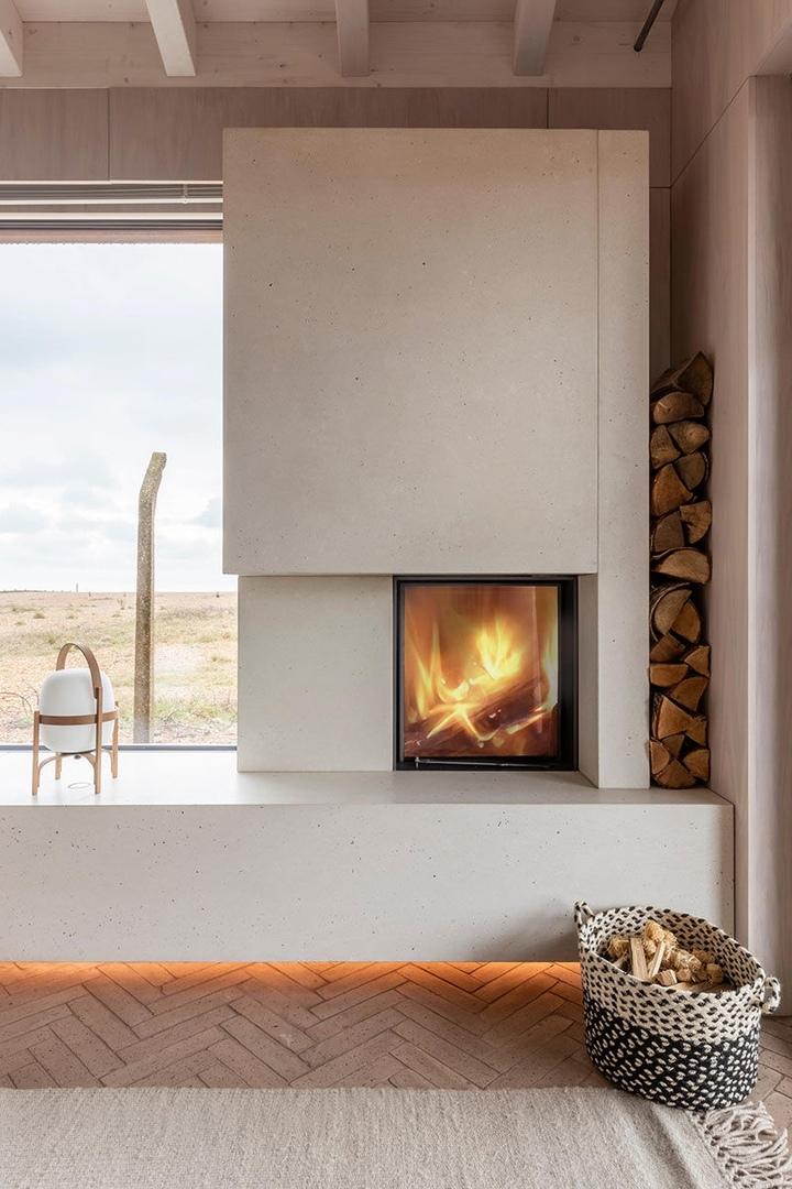 Компактный модульный дом рядом с пляжем в графстве Кент || 01