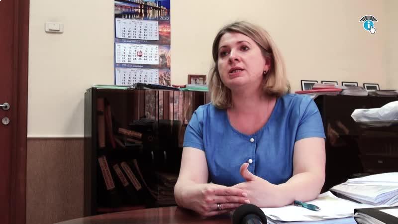 Ирина Аникеева ответила на вопросы о дизайн-коде Курска