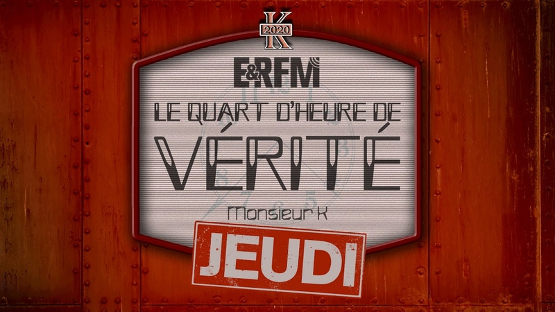 LE QUART D'HEURE DE VÉRITÉ N°35 ÉMISSION DU 19 MARS 2020