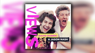 The Day I Almost Drowned (Police Called) [Podcast #40] | VIEWS with David Dobrik & Jason Nash