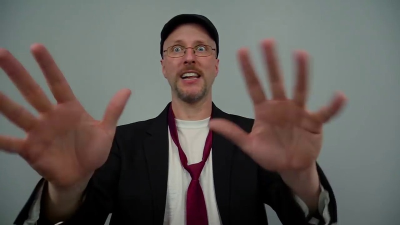 Doug Walker gets banished to the commercial dimension