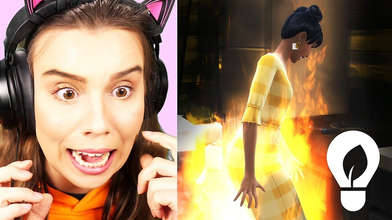 EA set my sim on FIRE... well kind of - The Sims 4 Eco Lifestyle (part 3)