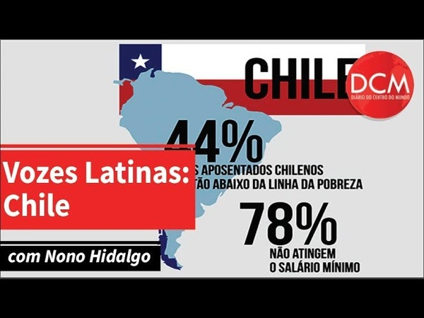 Vozes Latinas - Como funciona a aposentadoria no Chile