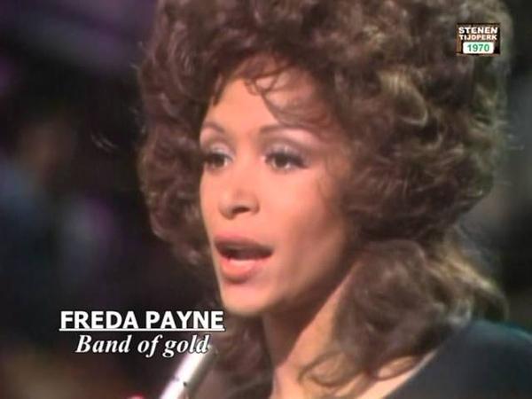 1970 Freda Payne - Band of gold