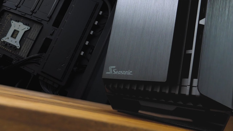 Seasonic releases a case! Syncro Review