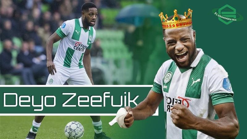 Deyovaisio Zeefuik ● Be A King ● Skills Tackles ● Rightback ●
