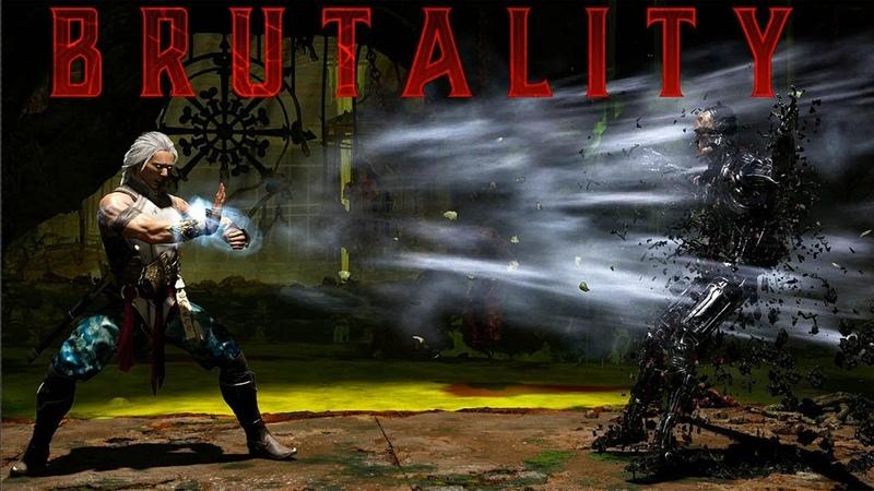 Mortal Kombat 11 All Fujin BRUTALITIES @ 1440p 60ᶠᵖˢ
