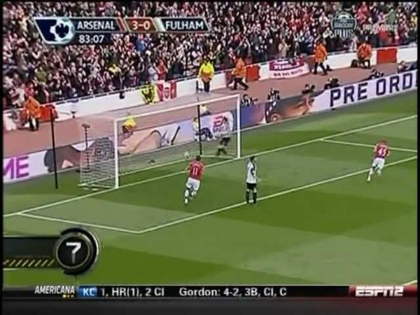 SportsCenter - Top 10 Carlos Vela - 17.07.2012