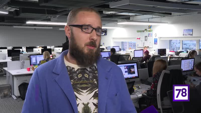 Юрий Запесоцкий о новом логотипе Петербурга