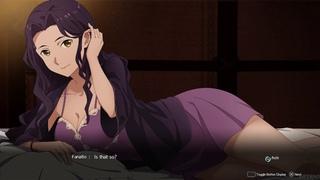 Sword Art Online Alicization Lycoris - All 1st Bed Scenes