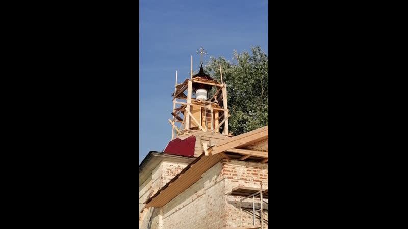 Live ЧИРКОВО Храм святителя Афанасия Великого †