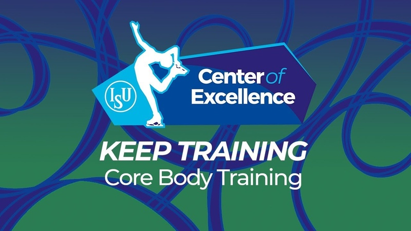 Core Body Training with Nuth Boonyaporn KEEP TRAINING