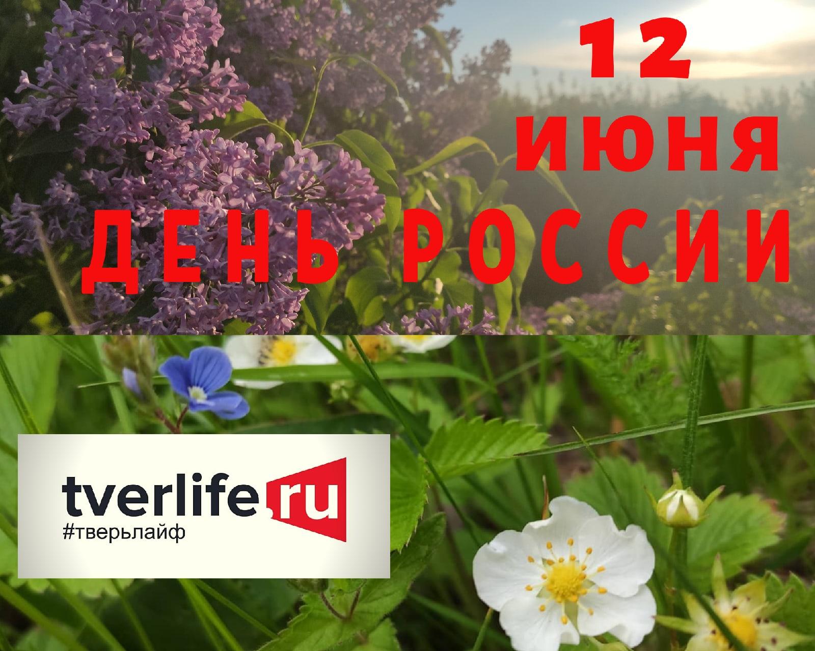 Открытки и стихи: подборка поздравлений с Днем России