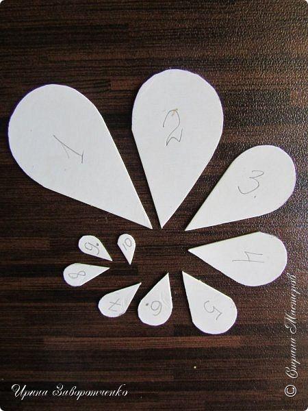 ОБЪЕМНАЯ АППЛИКАЦИЯ Нам понадобится:- цветная офисная бумага- карандаш- клей- шаблоны сердечекЗа основу возьмем бумагу формата А3. Рисуем круг (который потом будем заполнять), ствол (можно