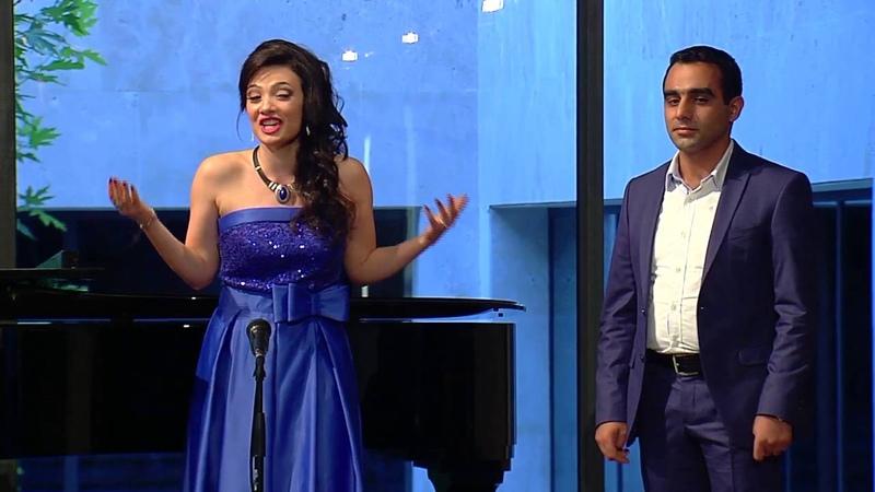 Komitas - Habrban   Shushanik Hovhannisyan, Mavr Mkrtchyan