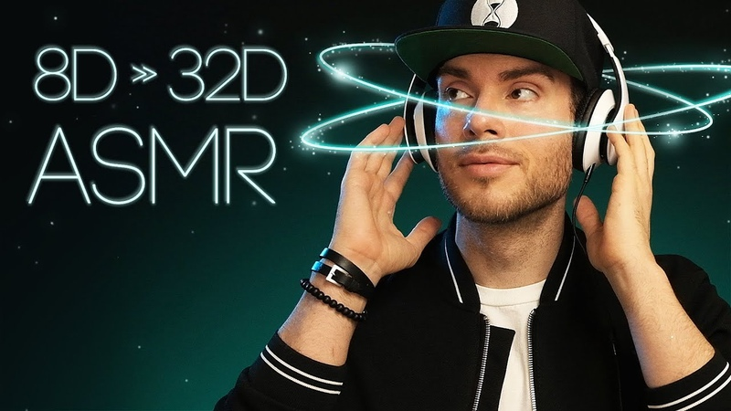 ASMR 8D to 32D Trigger Mix to Make You Tingle Like Never Before