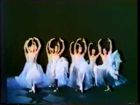 SERENADE NYCB 1973 Tchaikovsky Balanchine