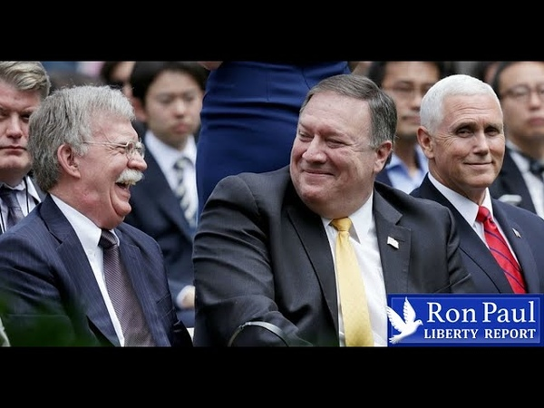 The Empire's Ending In Moral Financial Bankruptcy - Is Pompeo Lying Again?