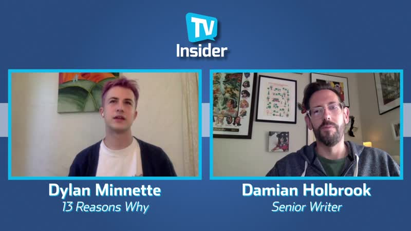 Dylan Minnette on the Final Season of 13 Reasons Why TV Insider