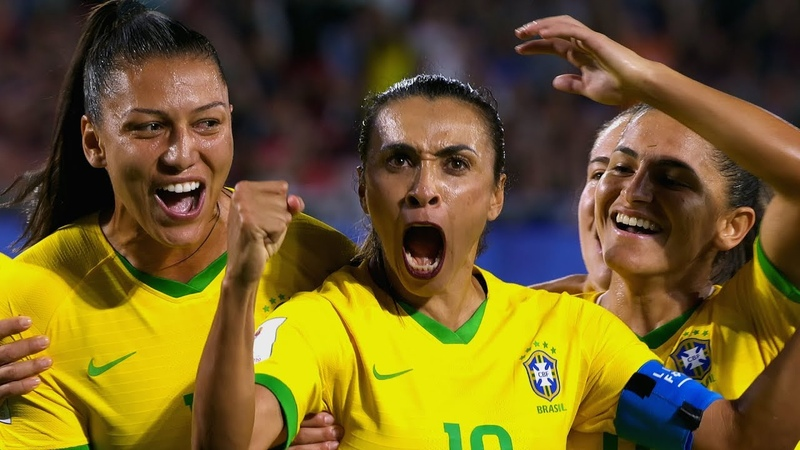 Sheroes Marta's Impassioned World Cup Plea Inspires Generations
