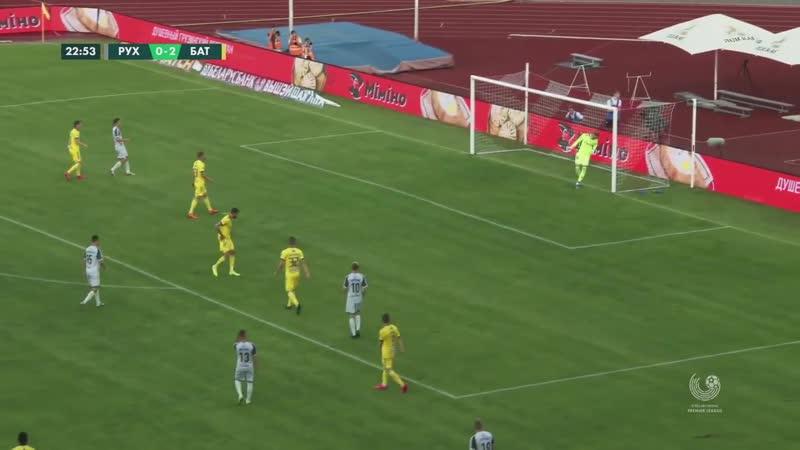 Чемпионат Беларуси 2020 Обзор 18 го тура