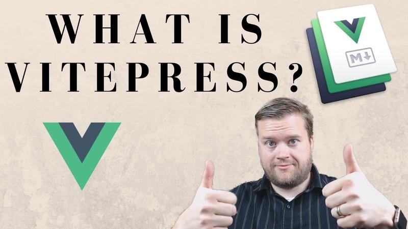 VitePress The New Vite Static Site Generator Tutorial Evan You VitePress Tutorial With 3