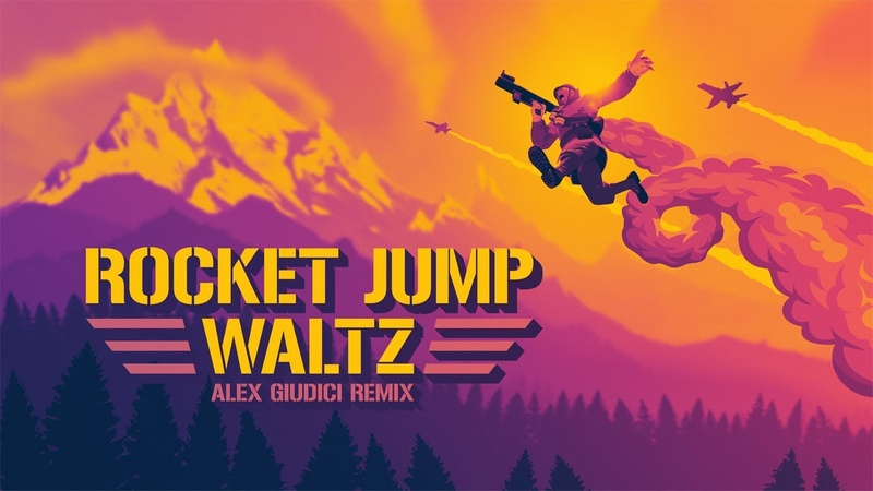 Team Fortress 2 Rocket Jump Waltz Alex Giudici Remix