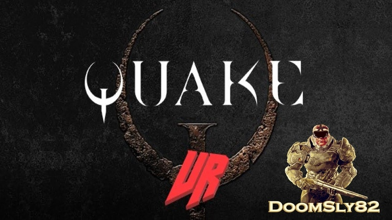 Quake VR - Remember To Reload (Preview of v0.0.6)