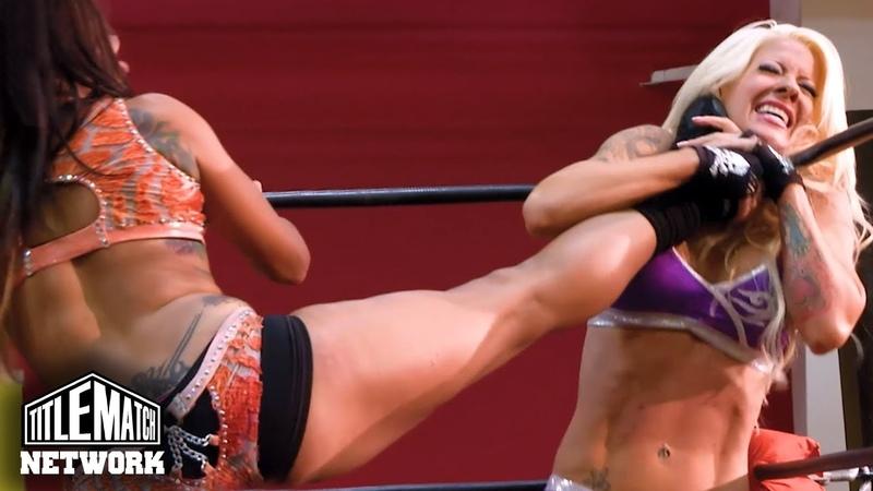 Angelina Love vs La Rosa Negra Women's Wrestling Director's Cut
