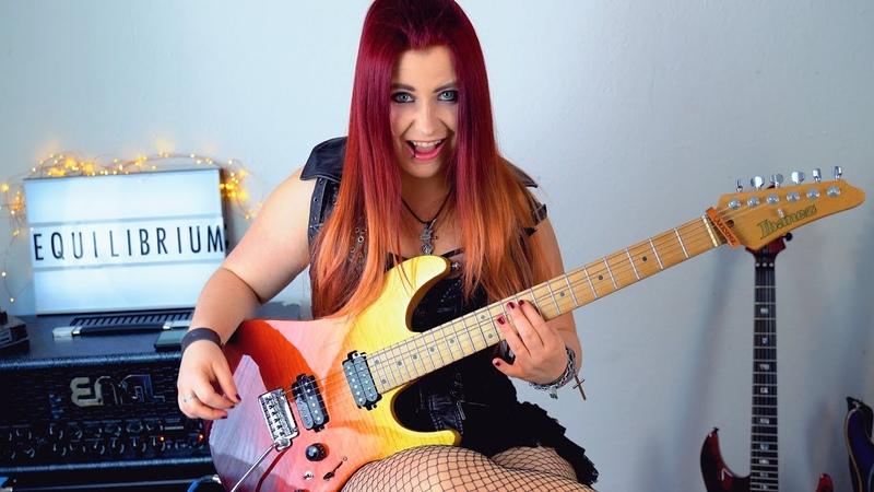 EQUILIBRIUM Der Ewige Sieg Guitar Cover by Jassy 2020