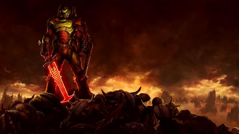 Kar En Tuk Mick Gordon Doom Eternal