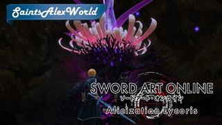 Sword Art Online: Alicization Lycoris [PC] Прохождение на русском #11 - Горецветы