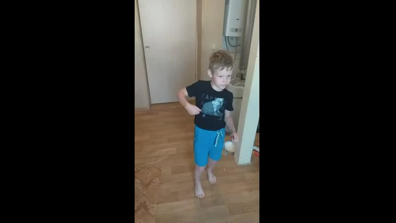 Танец для кастинга