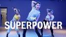 Adam Lambert - Superpower / Lia Kim Choreography ft. Jo Kwon, Gina Maeng