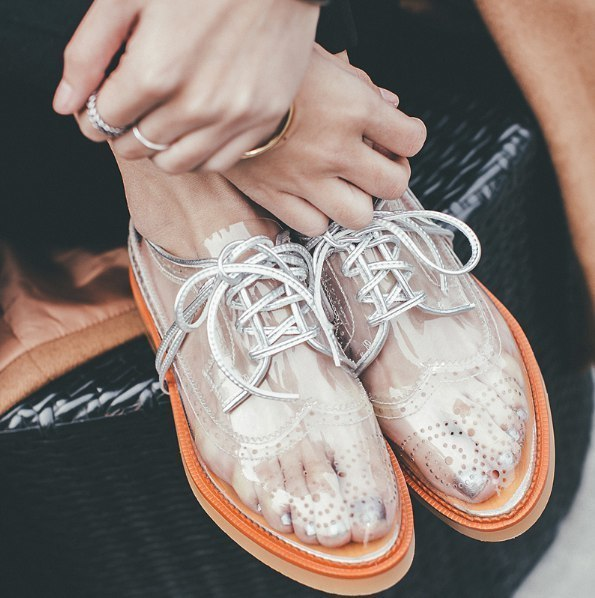 Оригинальная обувь -