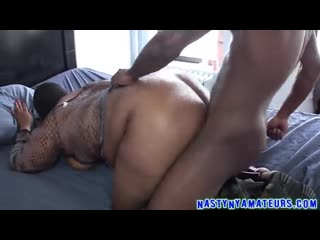 Masked Anal Whore Dicked Down