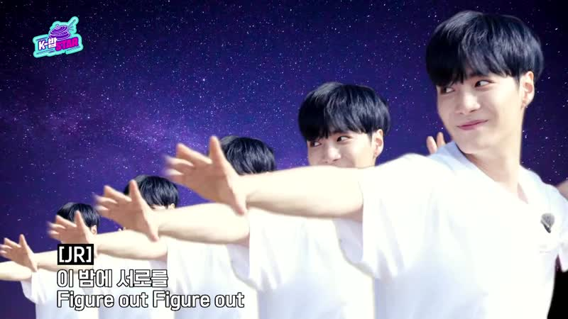 SHOW K BOB STAR NU'EST I'm In Trouble Мокбан MV