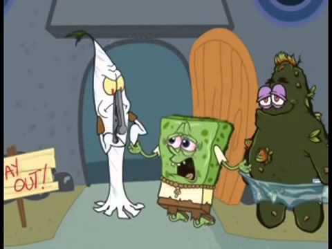 Spongebong Hemppants Seaweed Ep 1