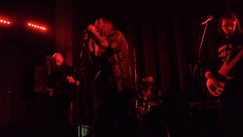 Thy Sorcery Blood Freak Live At Lastochka